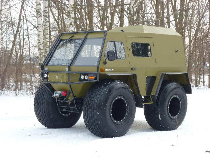 Куплю снегоболотоход в россии 177